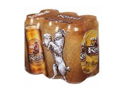 Velkopopovický Kozel Světlý výčepní pivo 6x0…
