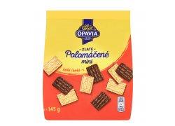 Opavia Zlaté Polomáčené Mini sušenky hořké…